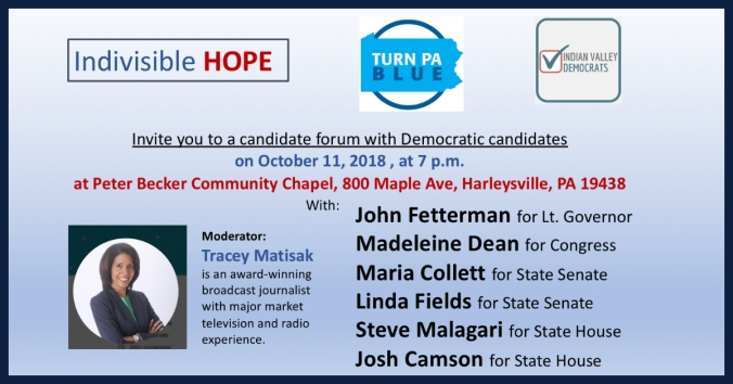 Candidate Forum October 2018 final